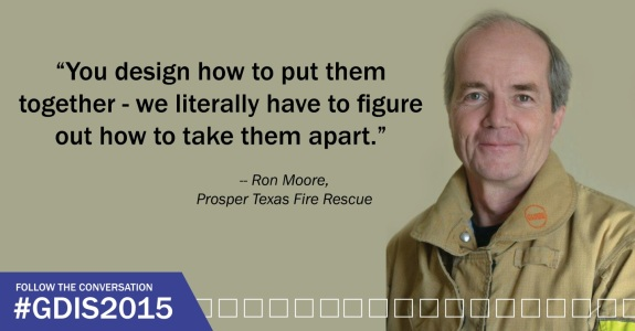 Ron Moore Quote