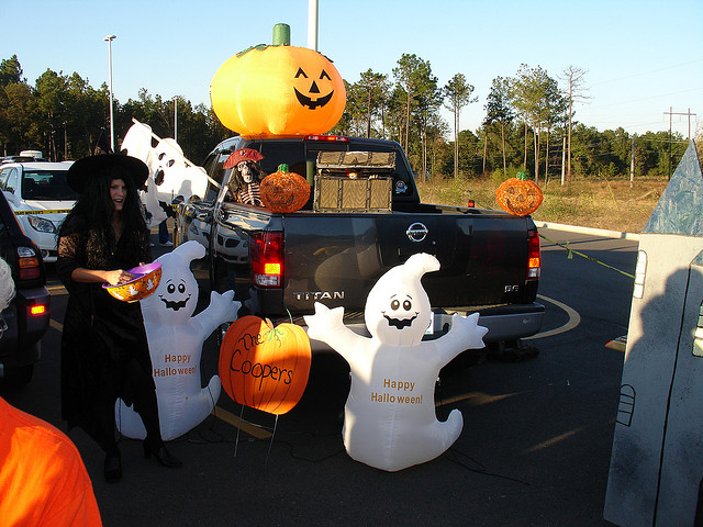 Truck Or Treat Steel Matters