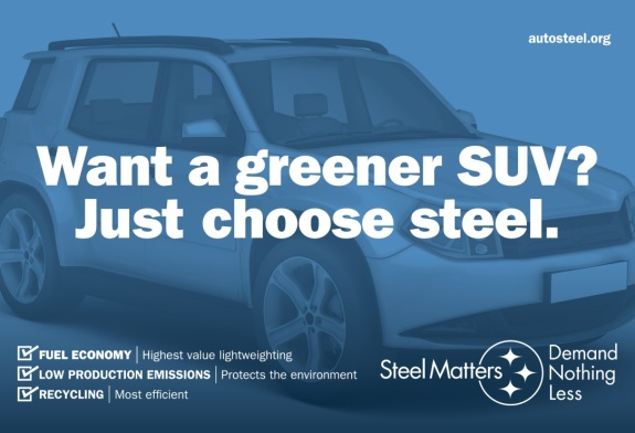 A greener SUV