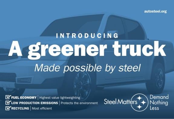A greener truck