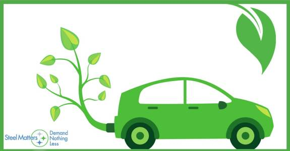 Green Car Image