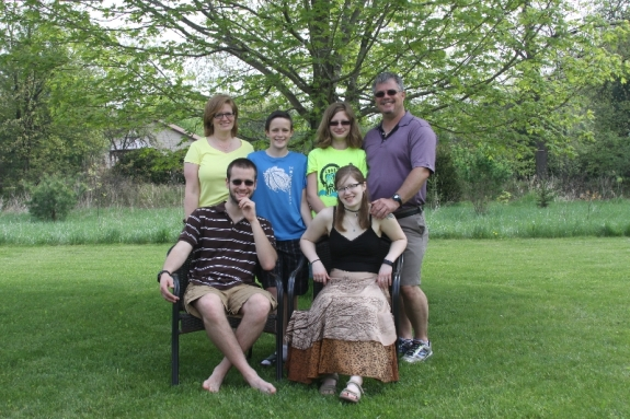 Stachowski Family Picture