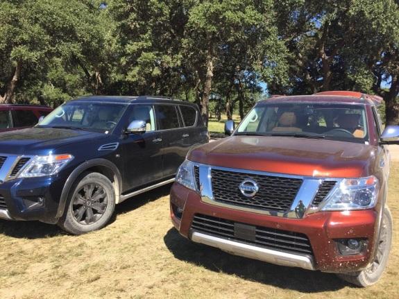 Nissan Armadas