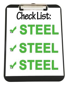 steel-checklist