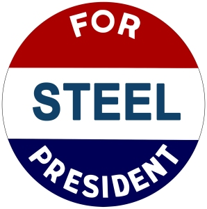 steel-president-button