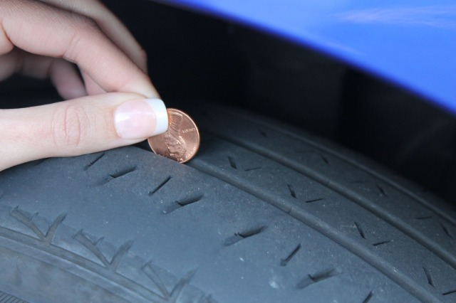 Tire Tread Check