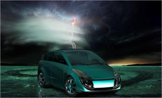Generic Electric Vehicle