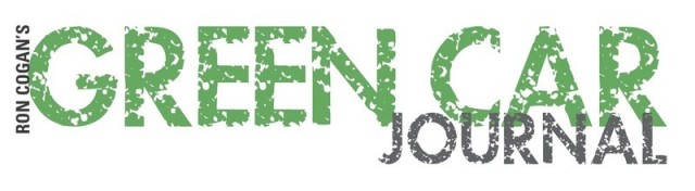 Green Car Journal Logo